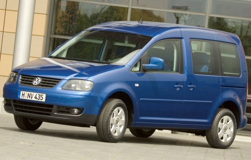 2003 Volkswagen Caddy