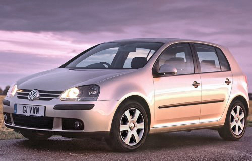 2003 Volkswagen Golf V