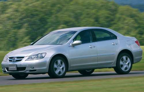 2004 Honda Legend