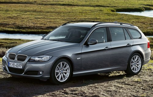 2005 BMW 3 Series Touring