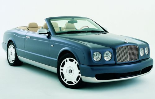 2005 Bentley Azure