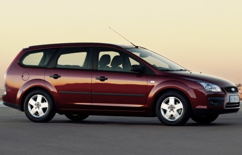 2005 Ford Focus Estate