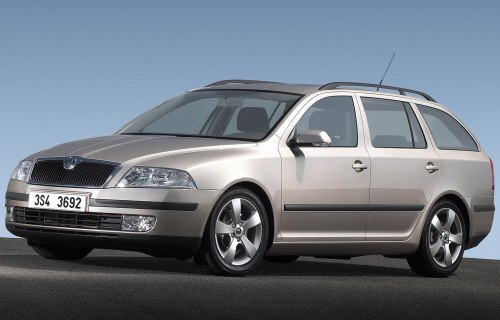 2005 Skoda Octavia Estate