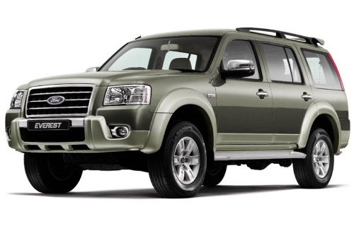 2006 Ford Everest