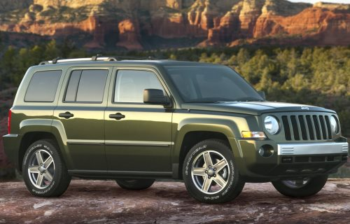 2006 Jeep Patriot