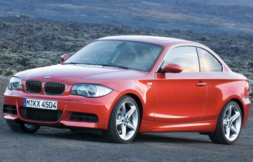 2007 BMW 1 Series Coupe