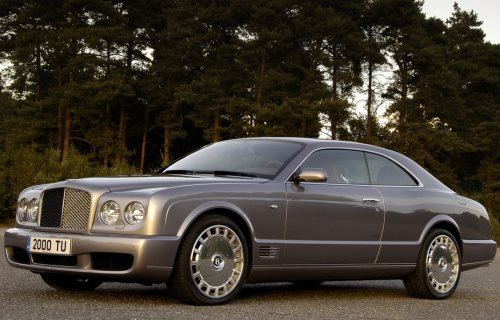2007 Bentley Brooklands