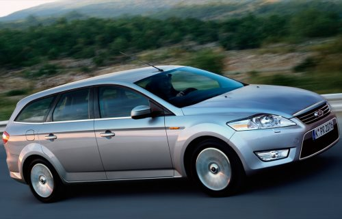 2007 Ford Mondeo Estate