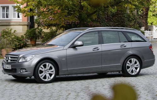 2007 Mercedes-Benz C-Class Estate