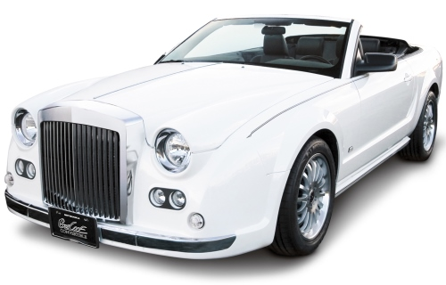 2007 Mitsuoka Galue Convertible