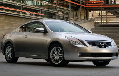 2007 Nissan Altima Coupe