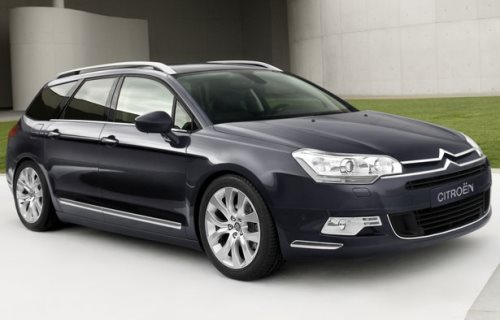 2008 Citroen C5 Estate