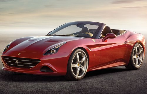2008 Ferrari California