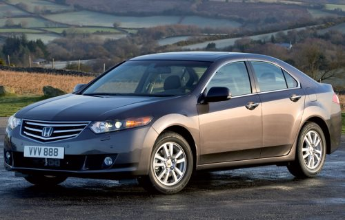 2008 Honda Accord EU