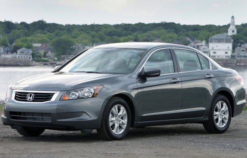 2008 Honda Accord US