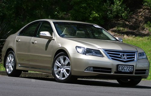 2008 Honda Legend