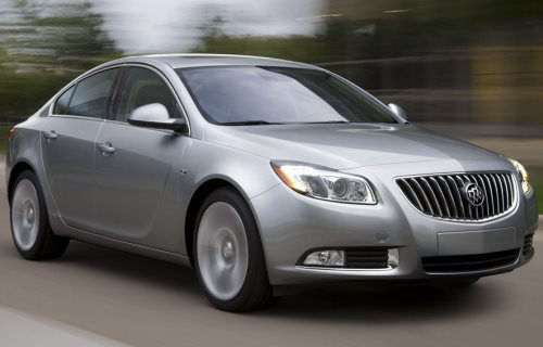 2009 Buick Regal