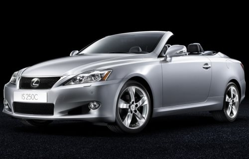 2009 Lexus IS Convertible