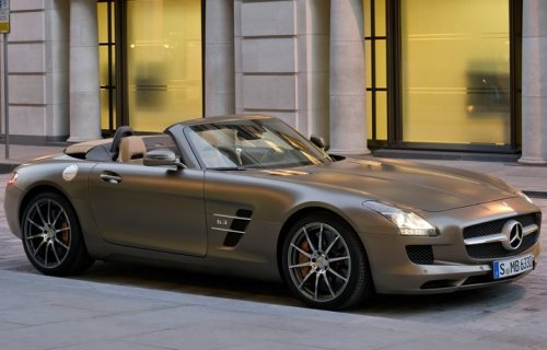 2011 Mercedes-Benz SLS AMG Roadster