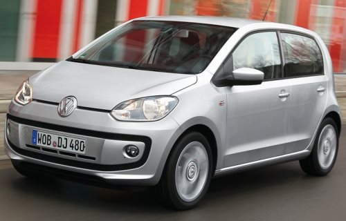 2011 Volkswagen Up!