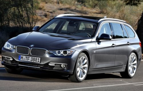 2012 BMW 3 Series Touring