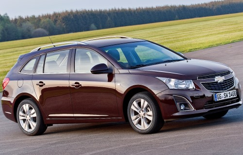 2012 Chevrolet Cruze Estate