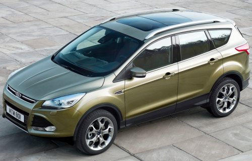 2012 Ford Kuga (Ford Escape)