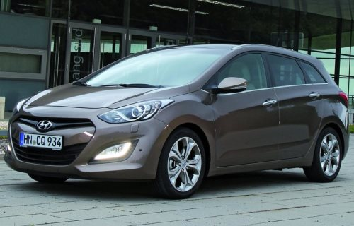 2012 Hyundai i30 Estate
