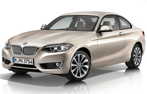 2013 BMW 2 Series Coupe