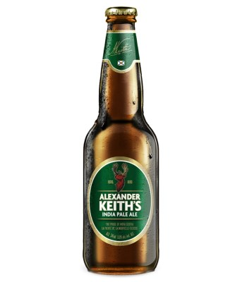 Canada Alexander Keiths India Pale Ale