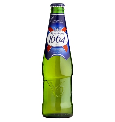 France Kronenbourg 1664