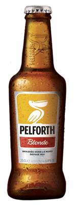 France Pelforth Blonde