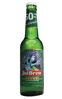 Gambia Julbrew