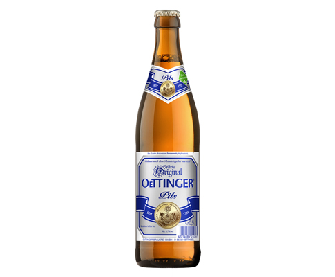 Germany Oettinger Pils