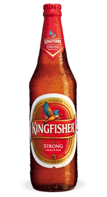 India Kingfisher Strong