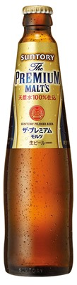 Japan Suntory Premium Malts