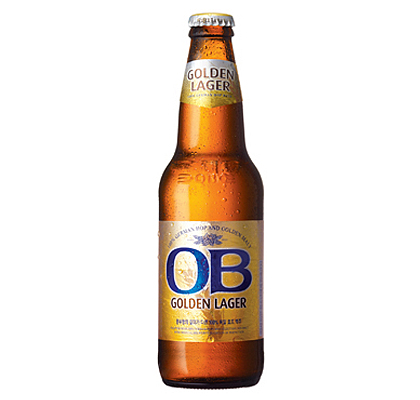 Korea P.R. of OB Golden Lager
