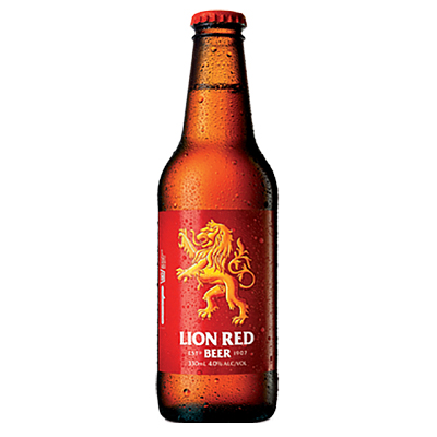 New Zealand Lion Red