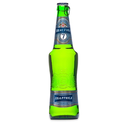 Russia Baltika No. 7