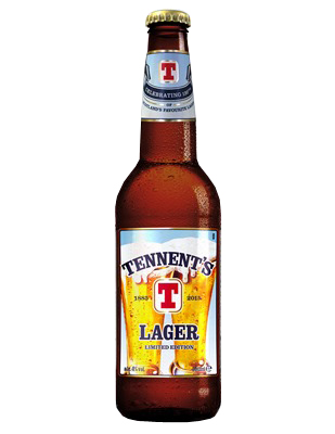 UK Tennents Lager