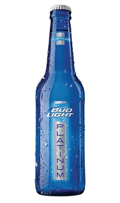 USA Bud Light Platinium