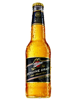 USA Miller Genuine Draft