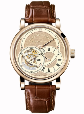 A. Lange und Soehne Richard Lange Tourbillon 41.9mm 761.050