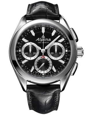 Alpina 4 Manufacture Flyback Chronograph 44mm AL-760BS5AQ6
