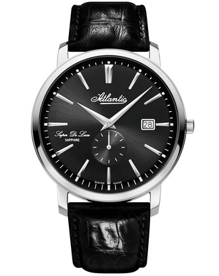 Atlantic Super De Luxe 42mm Q 64352.41.61