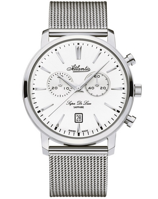 Atlantic Super De Luxe 42mm Q 64456.41.21