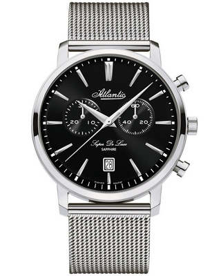 Atlantic Super De Luxe 42mm Q 64456.41.61