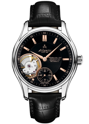 Atlantic WM Lusso Mechanical 44mm 52951.41.61R