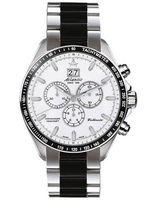 Atlantic Worldmaster Chrono Big Date 44mm Q 55466.47.22