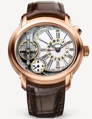 Audemars Piguet Millenary Quadriennium 47mm 26149OR.OO.D803CR.01